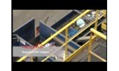 Mixed Waste Sorting Plant (Poland) - REDWAVE - Video