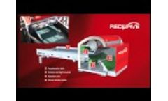 WEEE Sorting By REDWAVE Optical Sorting Machines (Recycling E-Scrap) Video