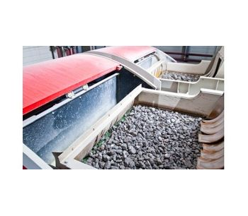 Mineral sorting for the mineral industry - Water and Wastewater