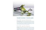 REDWAVE - Model XRF-G - Glass Sorting Machine - Brochure