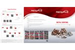 Metal Sorting to Recover High-Grade Metals - Brochure
