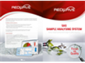 REDWAVE Model SAS Sample Analysing System - Brochure