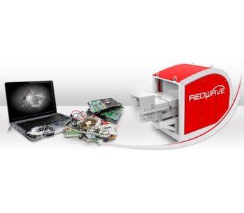 REDWAVE - Model NIR - Optical Sorting Machine Capable of Recognising Materials