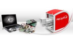 REDWAVE - Model XRF-E - XRF Sorting Machine Capable of Recognising Material and Elements