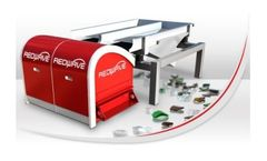 REDWAVE - Model CS - Optical Glass Sorting Machine