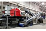 REDWAVE - Metal Sorting Recycling Plant