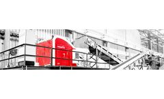 REDWAVE - Model XRF and XRF/C - Sorting Machine for Metal and Glass Recycling