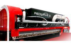 REDWAVE - Model 2i - Sensor-Based Sorting Machine
