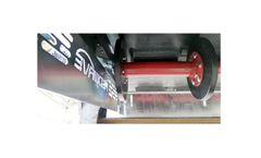 REDWAVE - Model MGF - Troughed Belt Conveyors