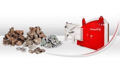 REDWAVE - Model XRF-M - XRF Metal Sorting Machine Capable of Recognising Material and Elements