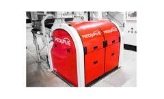 REDWAVE - Model CX/CXF - Colour Sorting Machine for Colour Recognition