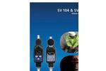 Model SV 104IS - Noise Dosimeter Brochure