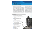 Model SV 111 - Vibration Calibrator Brochure