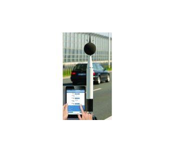 Model SV 200 - Noise Monitoring Station