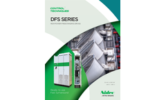 Control-Techniques - Model DFS Series -M700 - AC Drive Brochure