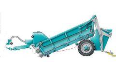 BeachTech - Model 2000 - Agile Beach Cleaner