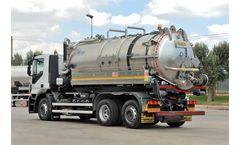 Longo - Triple Axle Detachable Equipment