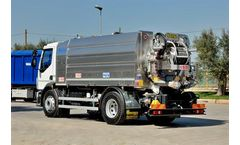 Longo - Double-Axle Combined Sewage Cleaning Trucks