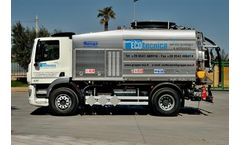 Longo - Double-Axle Hazmat Combined Sewage Cleaning Trucks