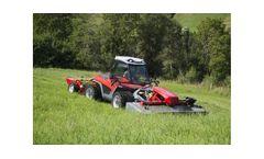 Aebi - Model TT281 - Slope Tractors