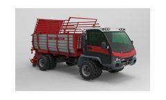 Aebi - Model VT450 Vario Euro 6C - Multipurpose Transporter