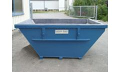Dewatering Container