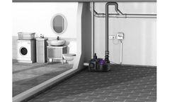 Aqualift - Model F - Basic Lifting Station