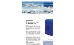 PowerTower HP - - Refrigerated High-Pressure Dryers Brochure