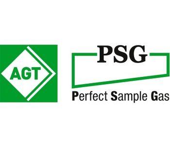 AGT - Model MAK 10-1-TF1-EC1-FM1 - Sample Gas Conditioning Systems