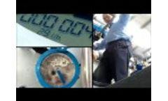 Sensus iPerl Water Meters - Low Flow Metering Demonstration Video