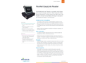 Sensus FlexNet EasyLink - Portable, Radio-Based Reader Device Brochure