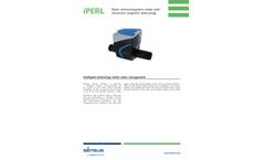 Sensus iPERL - Solid-State Smart Water Meters Brochure