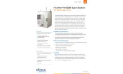 Sensus FlexNet - Model R100NA - Collector Brochure