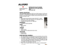Allegro - 8″ Plastic Storage Ducting Canister  Brochure