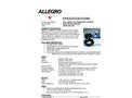 Allegro - Deluxe Comfort Knee Brochure