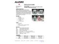 Allegro - Eyewear Cleaning Product Brochure