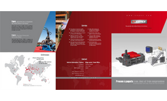 Model P1C - Scrap Metal Balers- Brochure
