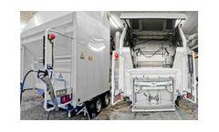Mowa - Model SL40 - Stationary Mobile Washing Plant
