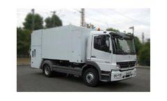 Mowa - Model MGB - L4000 - L8000 - Mobile Washing Plant
