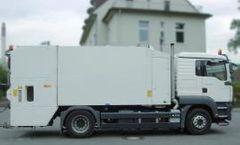 Mowa - Model L4000 - L6000 - Mobile Washing Plant