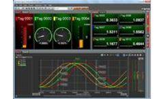 SMARTDAC+ - Version GA10 - Data Logging Software
