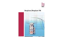 Respicon - Dust-Measuring Equipment- Brochure
