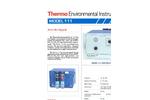 Model 111 Data Sheet (PDF 1073 KB)