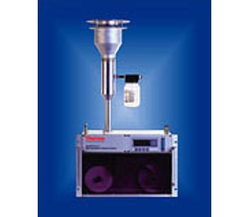 Model FH 62 C14 - Continuous Particulate Monitor