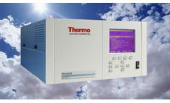 Thermo Fisher Scientific - Model 43i HL - High Level SO2 Analyzer