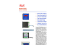 pHTestr - Model 10 - Waterproof Portable pH Tester -  Brochure