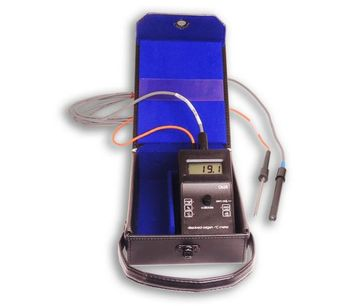 Model OX25-K - Portable Dissolved Oxygen Meter