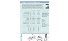 Channel Presses - APK - C Technical Data Vertical (PDF 121 KB)