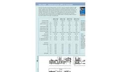 Channel Presses - APK - H Technical Data (PDF 113 KB)