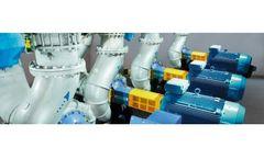 ANDRITZ Pumps, Submersible Motors, And Hydrodynamic Screws